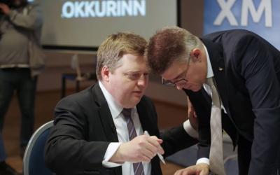 Miðflokksþingmenn verja sjálfstæðið – Loksins tilgangur með málþófi